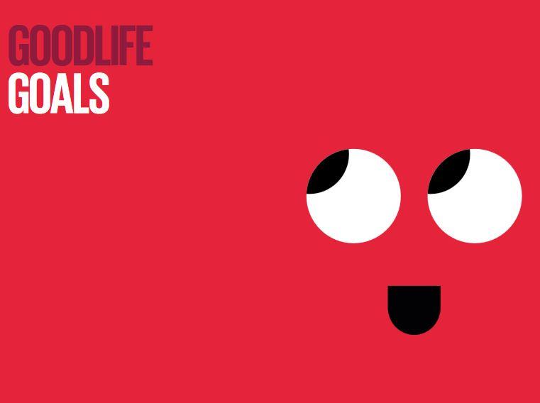 Good Life Goals. Bildquelle: sdghub.com