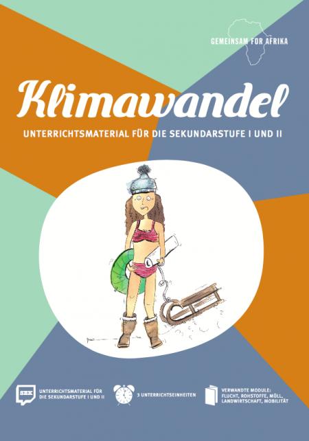 Unterrichtsmaterial über Klimawandel für die Sekundarstufe I und II. Bildquelle: gemeinsam-fuer-afrika.de