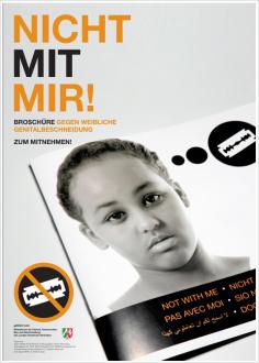 """Plakat """"Nicht mit mir!"""". Quelle: kutairi.de"""