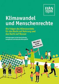 Titelseite Klimawandel und Menschenrechte, Quelle: www.fian.de