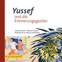 Cover Yussef und die Erinnerungsgeister. Quelle: balance-verlag.de