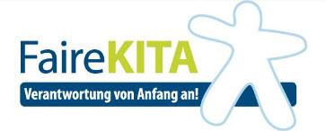 Logo FaireKITA. Quelle: faire-kita-nrw.de
