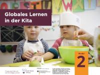 Startbild Modul 2: Globalen Lernen in der Kita. Quelle: Sarah Wiener Stiftung