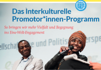 Interkulturelles Promotor*innen-Programm  -  Quelle: eine-welt-netz-nrw.de - Foto: Dorsa Billstein