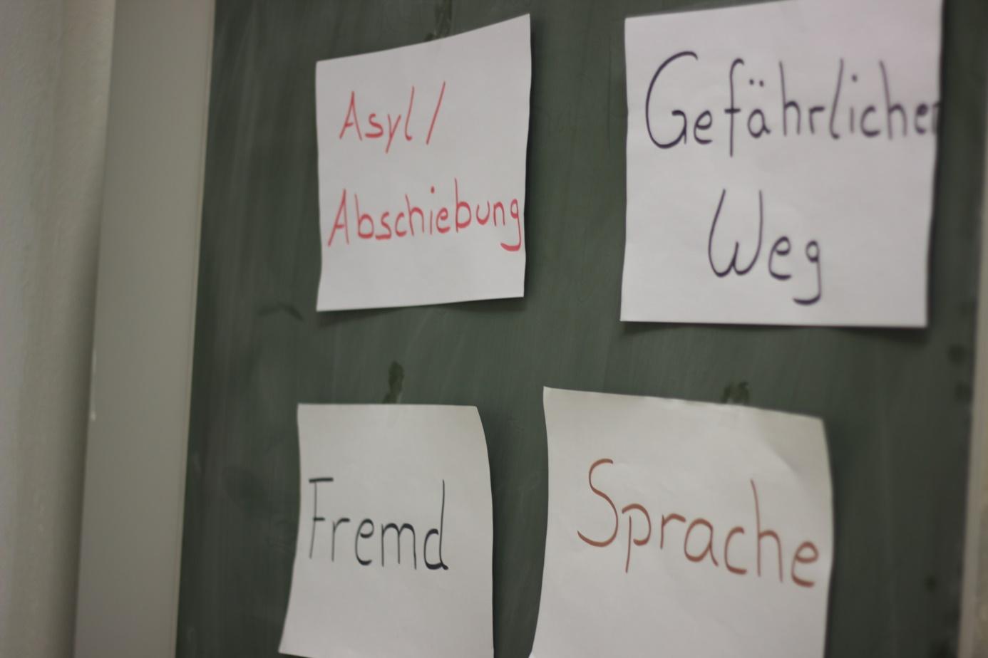 """Aus der Arbeit der """"Learn4Life!""""-AGs. Quelle: Masifunde"""