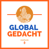 Logo Podcast Global Gedacht. Quelle: Masifunde