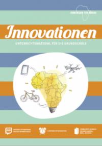Titelseite des Unterrichtsmaterials Innovationen für die Grundschule. Quelle: