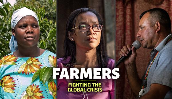 Fairtrade-Dokuserie Farmers – Gemeinsam gegen die Krise. Bildrechte @Fairtrade