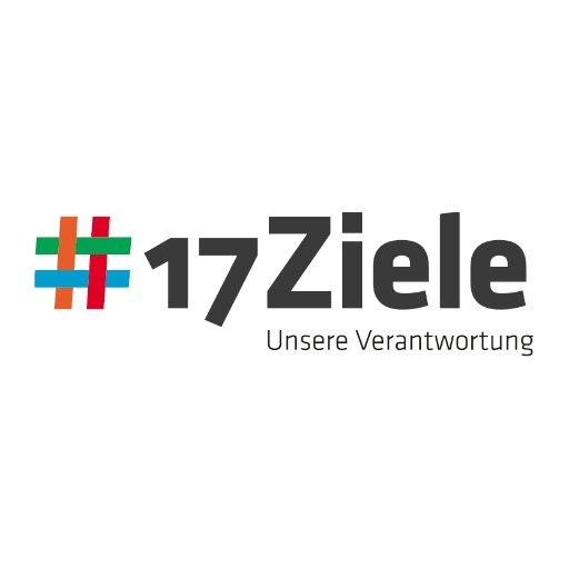 Logo 17Ziele. Quelle: twitter.de