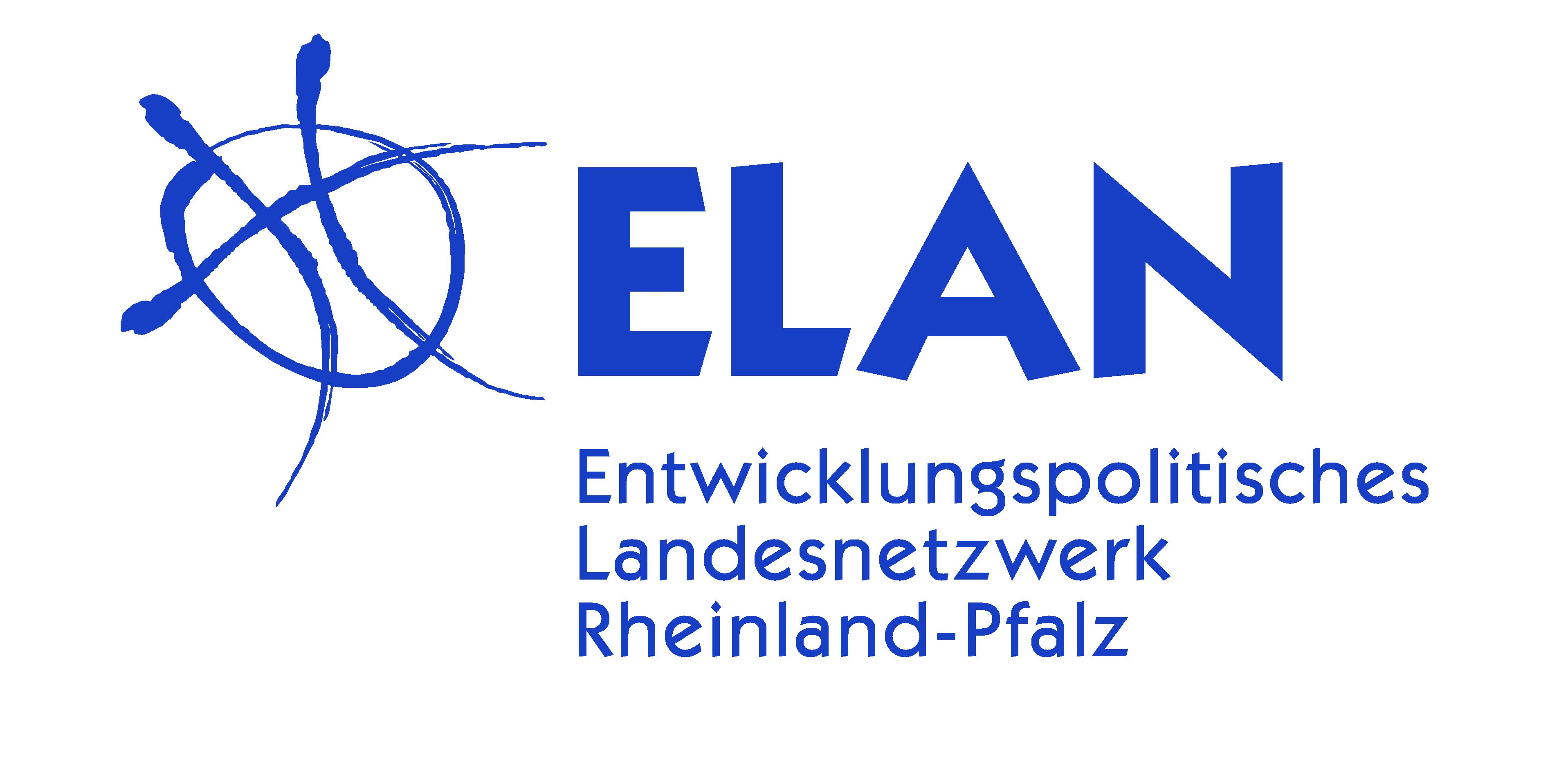 Logo ELAN. Quelle: elan-rlp.de