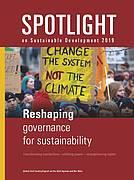 Spotlight - Zivilgesellschaftlicher Report zur Umsetzung der SDGs. Bildquelle: entwicklungsdienst.de