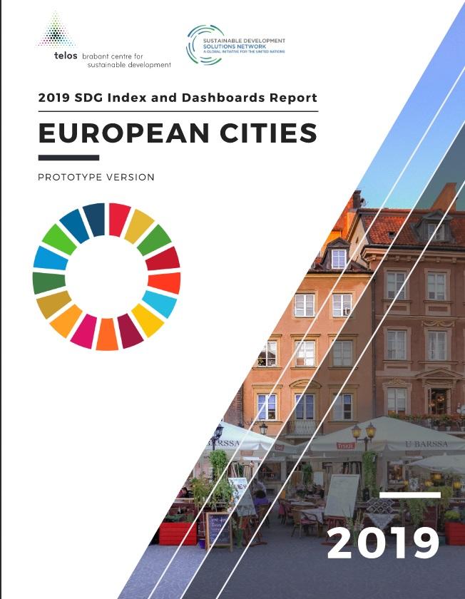 Bericht zur Umsetzung der globalen Nachhaltigkeitsziele in Städten. Bildquelle: sdgindex.org