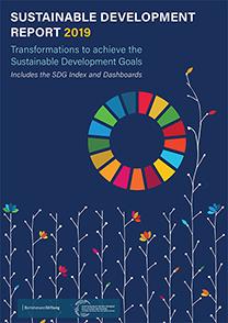 Sustainable Development Report 2019. Bildquelle: sustainabledevelopment.report