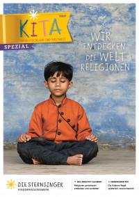 Cover der KITA-Broschüre, Quelle: https://shop.sternsinger.de