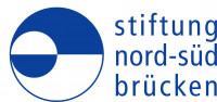 Logo stiftung nord-süd brücken. Quelle: nord-sued-bruecken.de
