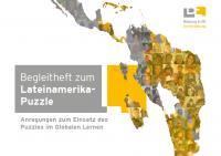 Titelseite des Begleitheftes zum Lateinamerika-Puzzle