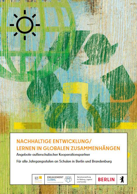 """Titelseite Broschüre """"Globales Lernen in Berlin"""". Quelle: bildung-trifft-entwicklung.de"""