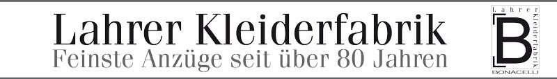 Newsletter der Lahrer Kleiderfabrik