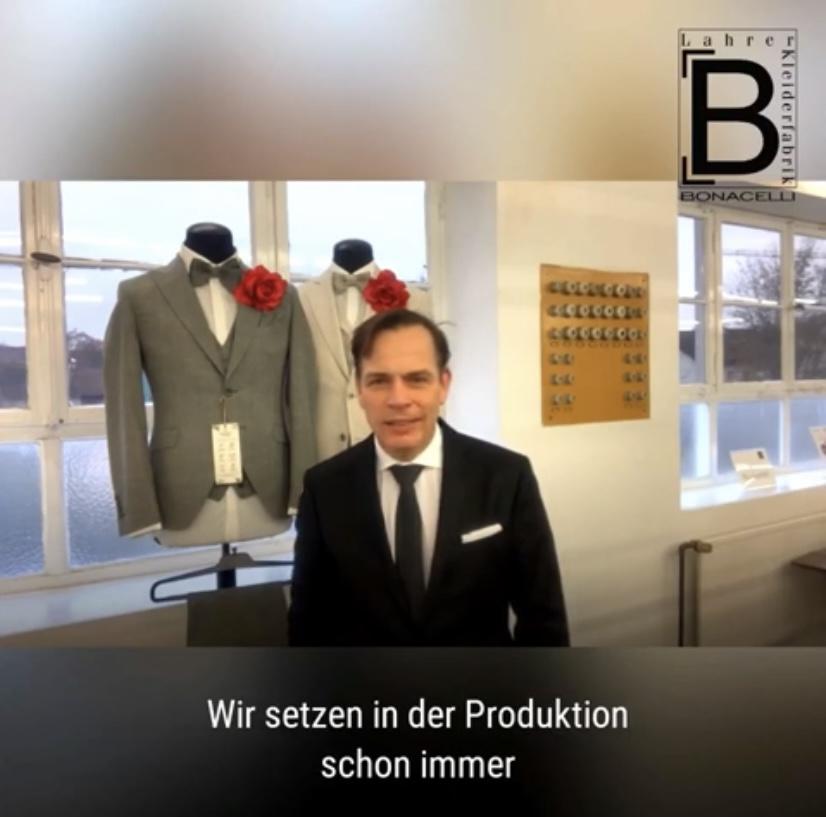 Nachhaltigkeit in der Lahrer Kleiderfabrik