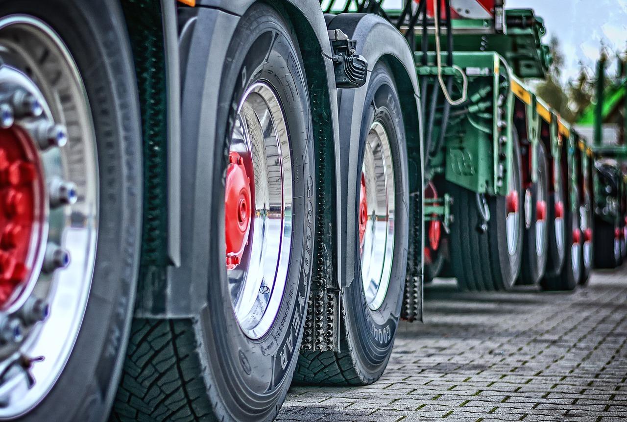 LKW-Fahrzeuge