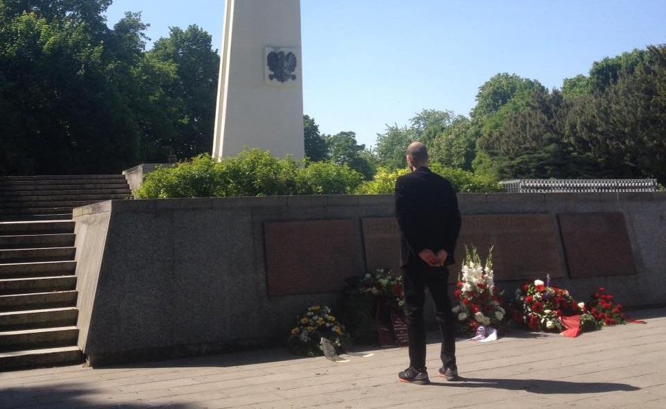 Gedenken an die Opfer des Nationalsozialismus