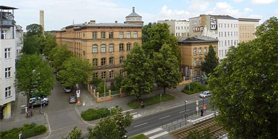 Kultur- und Bildungszentrum Sebastian Haffner