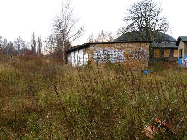 Rangierbahnhof Pankow