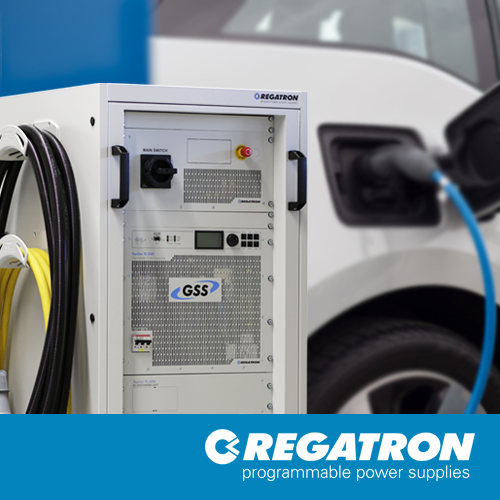 REGATRON Battery Testers with Increased DC Current Accuracy