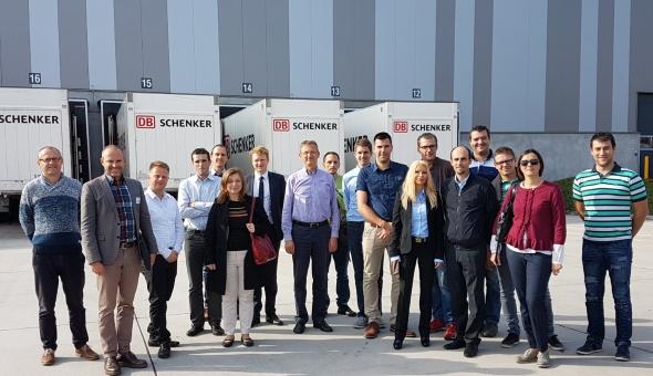 Industrija 4.0: Obisk strokovne gospodarske delegacije v Augsburgu