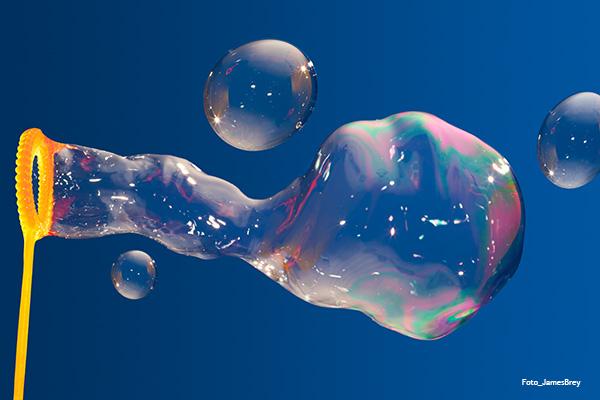 Seifenblasenfestival Bubblemania