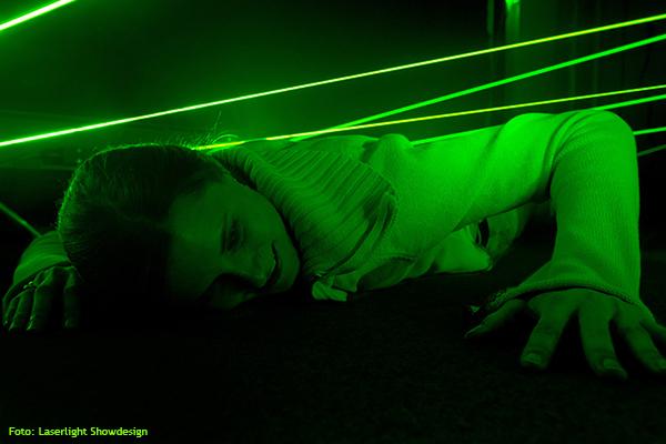 """Herbstferienprogramm """"Achtung Laser!"""""""