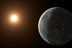 Die Suche nach Planet B