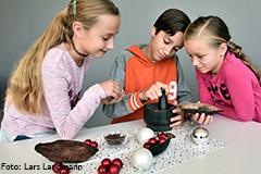 Schokoladen-Werkstatt