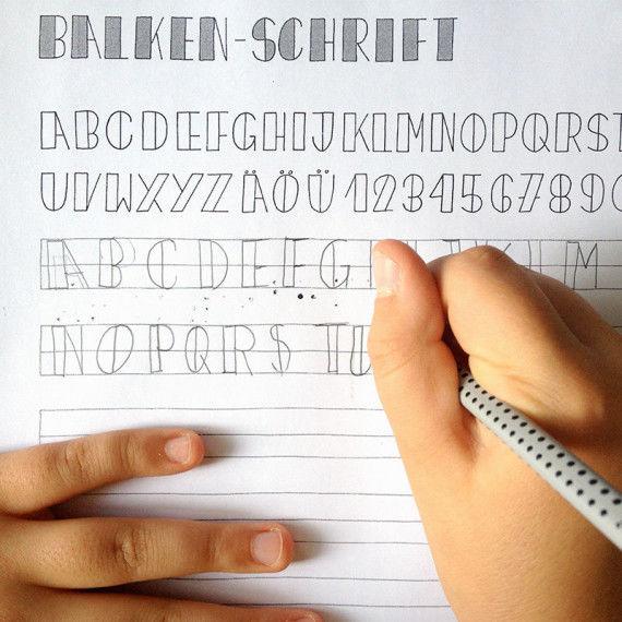 Lettering PDF