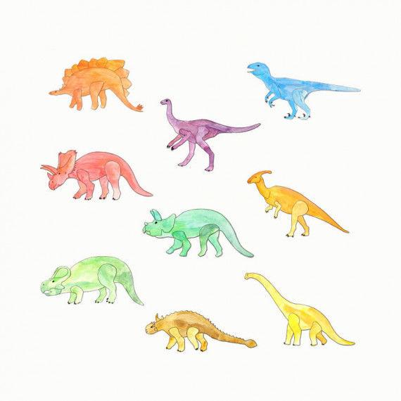 Mal-Collagen - Dinosaurier PDF