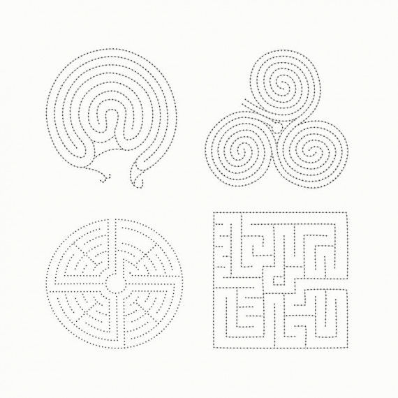 Tast-Labyrinthe PDF
