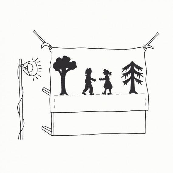 Schattentheater - Hänsel und Gretel PDF