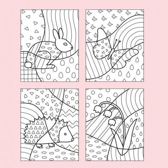 Pop-Art - Frühling PDF