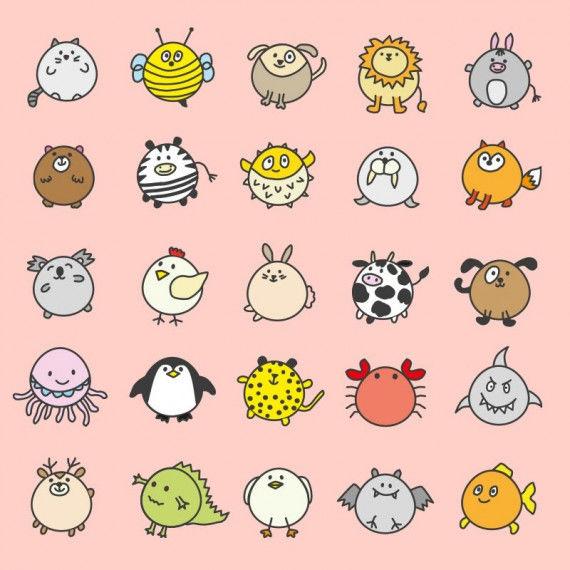 Kawaii - Süße Tierfiguren PDF