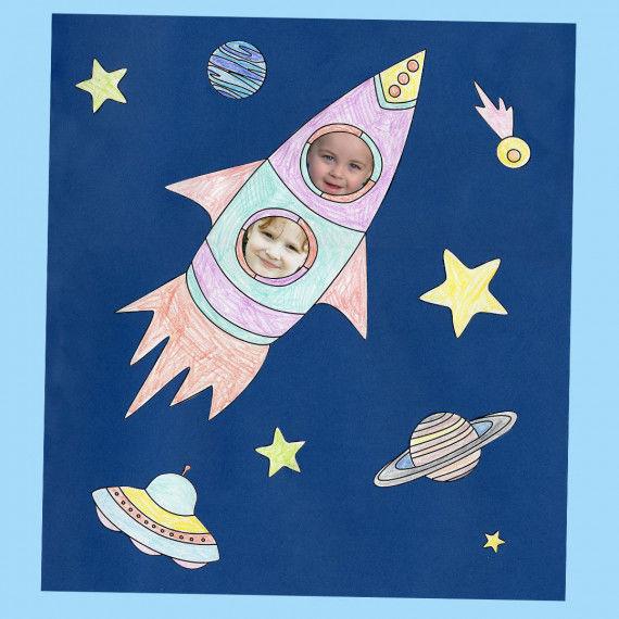 Astronauten im Weltall PDF