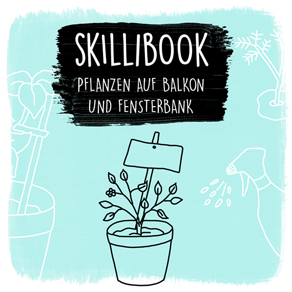 Skillibook - Pflanzen auf Balkon und Fensterbank PDF