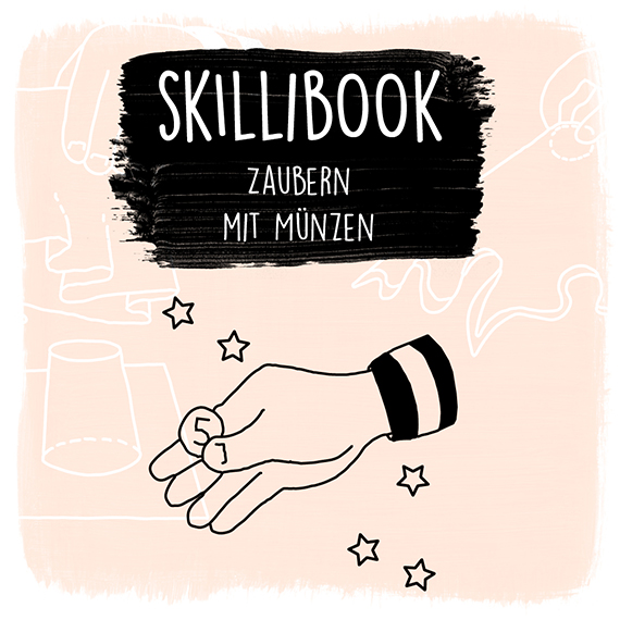 Skillibook - Zaubern mit Münzen PDF