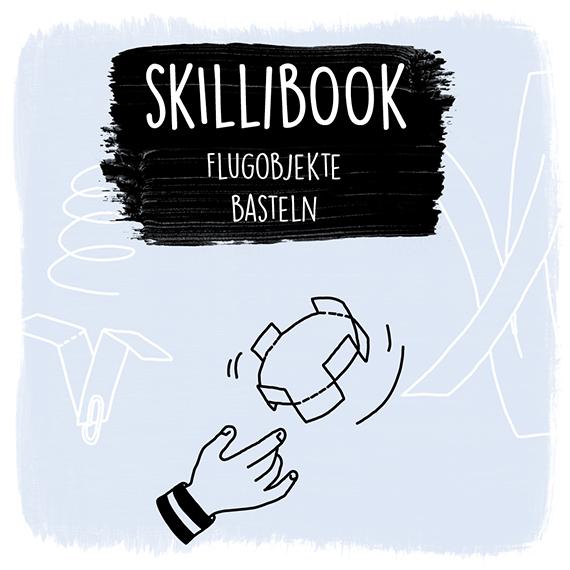 Skillibook - Flugobjekte basteln PDF