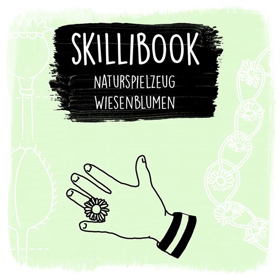 Skillibook - Naturspielzeug Wiesenblumen PDF