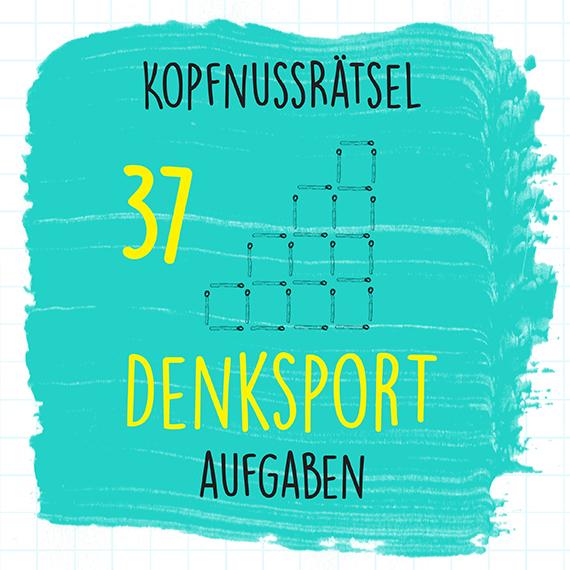37 Denksport Aufgaben