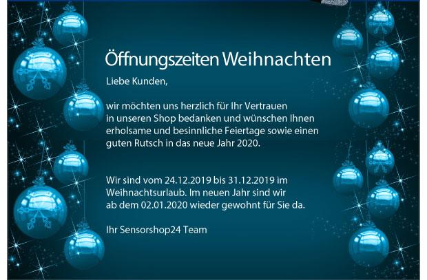 Unser Geschenk: -10% auf alle Artikel bei Sensorshop24.de
