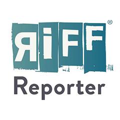 Das Logo der RiffReporter, einem genossenschaftlich organisierten Projekt von Journalist*innen