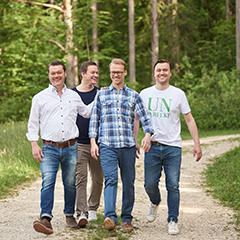 Vier Brüder aus Süddeutschland produzieren gemeinsam biologische Fertigsuppen. Eine gute Idee, findet auch die GLS Treuhand, und hat investiert.