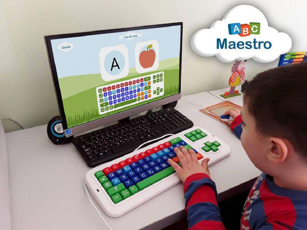 ABC Maestro + Clevy Tastatur