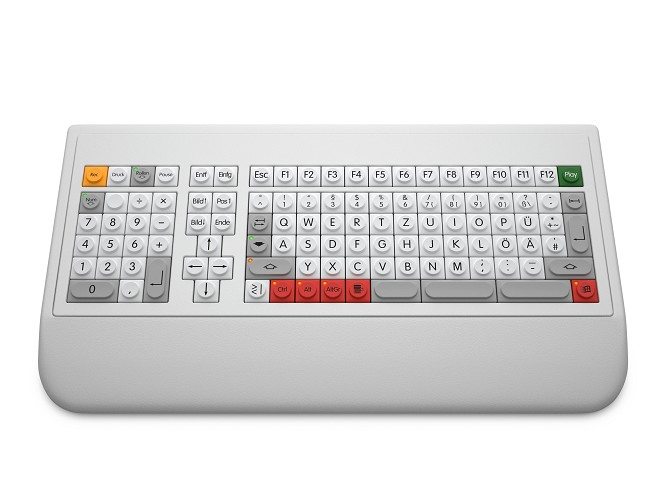 ABP Tastatur KT10